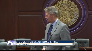 Governor-elect Brad Little gives legislative preview ahead of session