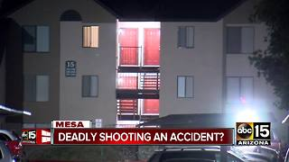 Homicide investigation underway in Mesa after woman shot and killed - Video