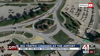 Parking, traffic changes coming to KCI
