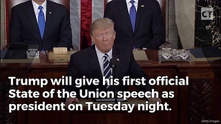 NYU Students Call Trump's SOTU Speech Racist - Video