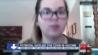 Would you take the Covid-19 Vaccine? Could the Government require it?