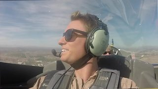 Want to be a Top Gun pilot for a day? - Video