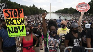 March On Washington Draws Thousands