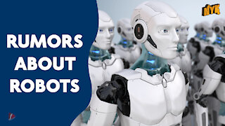 Top 4 Rumors About Robots