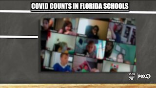 Fla. lawmaker calls for school districts to count quarantined students, staff COVID cases in totals