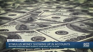 Stimulus money and unclaimed cash waiting for you
