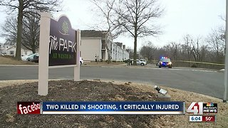 Man charged in Raytown triple shooting that killed 2