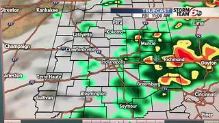 Rain Returns Tomorrow - Video