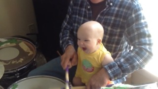 Meet The World's Youngest Drummer - Video