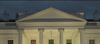 White House cafeteria worker tests positive for COVID-19
