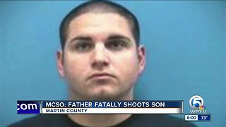 MCSO: Father fatally shoots son during violent fight between brothers
