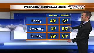 13 First Alert Weather for January 15 2018 - Video