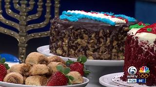 TooJay's creates Hanukkah Feast - Video