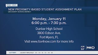 New student assignment plan in Lee County