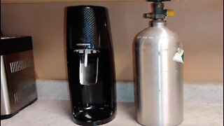 Sodastream Hack: How To Connect Sodastream Fizzi To 5Lb Co2 Tank