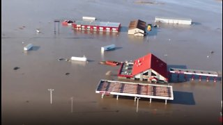 Iowa Town Submerged as Missouri River Flooding Continues