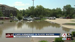 Flooding hits senior center in Independence - Video