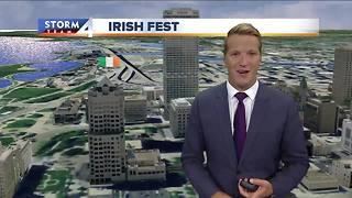 Scattered Showers Expected Thursday - Video
