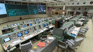 Restored Apollo Mission Control Center Takes Visitors Back In Time