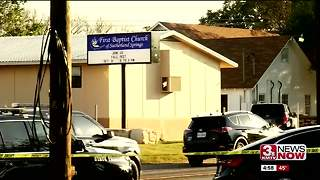 Local church talks security after mass shooting - Video