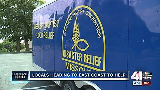 Local groups step up to help people affected by Hurricane Dorian