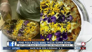 SWFL pizza place wins national award - Video