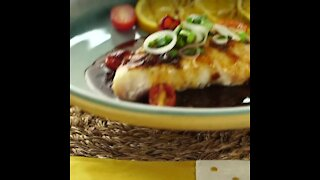Fish in Soy Sauce with Ginger