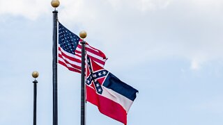 Half Mast: Mississippi Takes First Step In Removing Confederate Symbolism From State Flag
