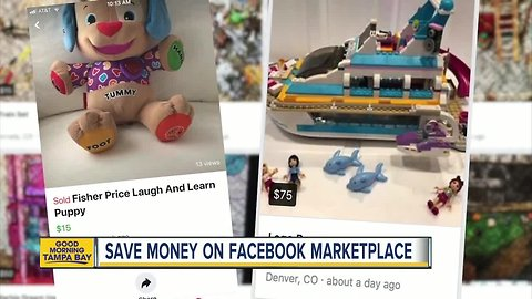 How to save money on Facebook Marketplace this holiday season