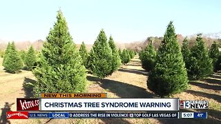 Christmas tree syndrome