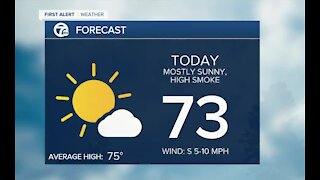 Metro Detroit Forecast: Getting warmer before it gets cold