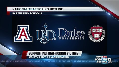 UA partnering with other law schools to support human trafficking survivors