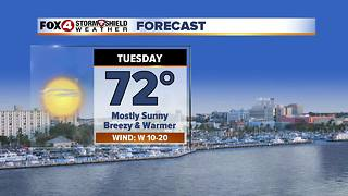 Below Average Temps Continue This Week 12-11 - Video