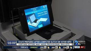 Computer error impacts thousands of voters before primary