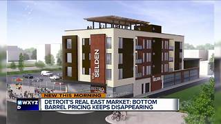 Bottom barrel pricing disappearing in Detroit real estate - Video