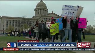 OEA releases new demands for lawmakers - Video