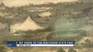 History behind the Wisconsin State Fair - Video