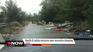Health and safety concerns over excessive dumping in Pasco County - Video