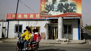 China Sanctioned Over Treatment Of Uyghur Muslims