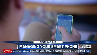 Managing your time and smart phone in 2018 - Video