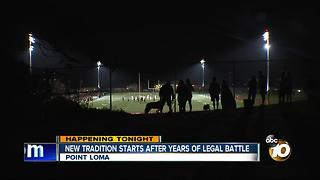 New Point Loma tradition starts after years of legal battle - Video