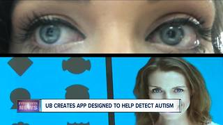 New app designed to help detect autism - Video