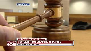 Former prosecutors face charges, accused of cover up