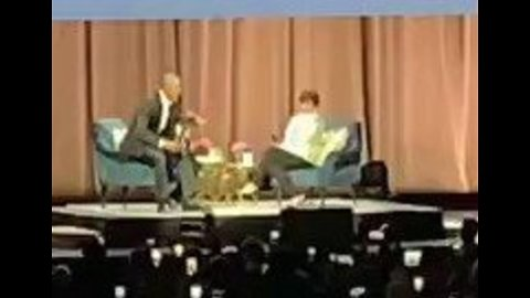 Obama's 'Jay-Z Moment' as He Surprises Michelle at DC Book Event