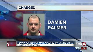 Bond Posted for Man Accused of Murdering Child - Video