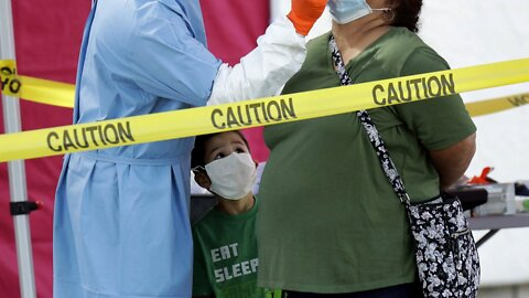 Expert Tells House: This is A Racial Pandemic Within A Viral Pandemic