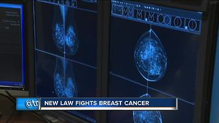 Wisconsin doctors now required to tell women about certain breast cancer risk factor