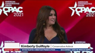 GUILFOYLE: AMERICA FIRST IS NOT GOING ANYWHERE