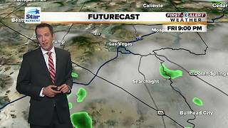 13 First Alert Las Vegas weather Friday July 6 midday