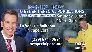 10th annual fashion show held to benefit special population in Cape Coral